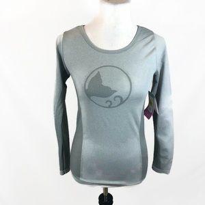NWT Reel Legends swim cover up/Swim shirt Size L